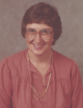 Marion Bennion Stevens